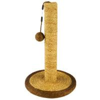 Buy cheap Sisal Cat Scratching Post with Pom-Pom (TR 3029) from wholesalers