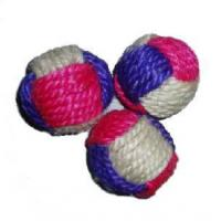 Buy cheap Knitted Sisal Scratcher Toy(CT 2095) from wholesalers