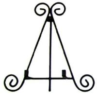 Buy cheap 1096 - Wire Plate Stand 11.5
