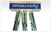 Wholesale DISPOSABLE SCALPELS from china suppliers