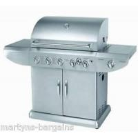 Wholesale 5 BURNER GAS BBQ WITH SIDE BURNER + ROTISSERIE BARBEQUE 489.99 from china suppliers