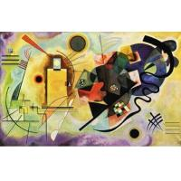 """Wholesale Kandinsky, Wassily """"yellow-red-blue 1925"""" from china suppliers"""