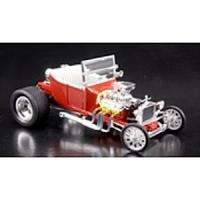 """Wholesale tes460045 - 1/24 Model """"T"""" Bucket (Red) (Metal Kit) from china suppliers"""