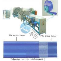 Wholesale PVC layflat hose extruder from china suppliers