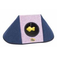 Wholesale Cleo Pet - Hide N Seek Cat Scratcher Lilac/Blue from china suppliers