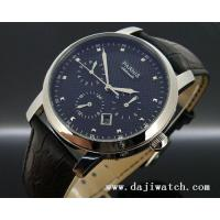 Wholesale Automatic 43mm Parnis textrured dial black dial automatic mens wristwatches from china suppliers