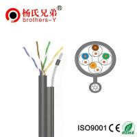 Wholesale cat5e utp outdoor cable / cat5e utp lan cable /0.5mm cable from china suppliers