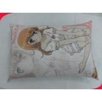 Wholesale Contemporary 180 gsm Bed Decorative Pillow Fabric for Neck Support with Synthetic Filling from china suppliers