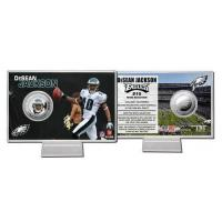 Wholesale DeSean Jackson Silver Coin Card from china suppliers