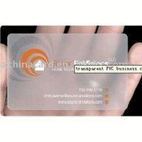 Wholesale Clear card from china suppliers