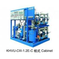 Wholesale 1000 kW - 60000 kW Heavy Fuel Oil Booster Unit for Main / Auxiliary Engine from china suppliers