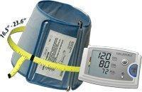Buy cheap Blood Pressure Monitors XLARGE ARMS AUTOMATIC BLOOD PRESSURE MONITOR from wholesalers