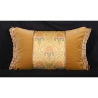 Wholesale Brunschwig and Fils Silk Brocade Luxury Designer Pillow from china suppliers