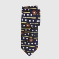 Wholesale First Communion Clothing Boys Play Ball Baseball Ties from Alynn Neckwear (7-14) from china suppliers