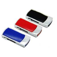 Wholesale colourful shell metal usb slider drive from china suppliers