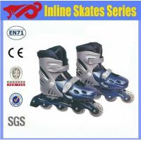 Wholesale 4 wheels adjustable inline skates with CE from china suppliers