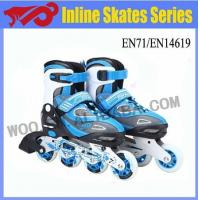 Wholesale 4 Wheels adjustable inline skate from china suppliers