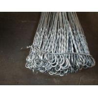 Hot-Dipped Galvanized Iron Wire Binding Double Loop Tie Wire 6