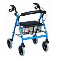 Buy cheap Rollator Deluxe aluminum rollator from wholesalers