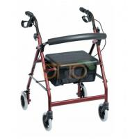 Buy cheap Rollator Aluminum rollator from wholesalers