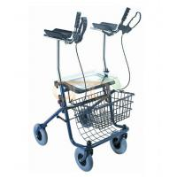 Buy cheap Rollator Steel forearm rollator from wholesalers