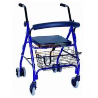 Buy cheap Rollator Aluminum rollator walker from wholesalers