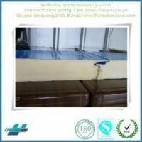 steel sandwich panel roof & wall good quality insulated PU wall panel for prefab building
