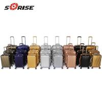Wholesale luggage case 2016 OEM high quality aluminum trolley luggage case -YCT-001-RG from china suppliers