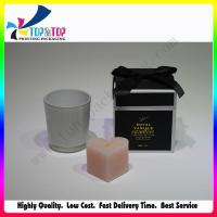 Buy cheap Square Paper Candle Gift Box from wholesalers