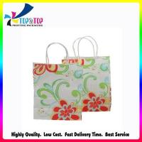 Wholesale Flower Kraft Paper Bag from china suppliers