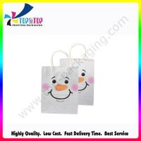Wholesale Smiling Face Paper Bag from china suppliers