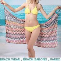 Wholesale Beach pareo,Sarong from china suppliers
