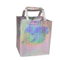 Wholesale Metallica gold/silver shopping bag from china suppliers