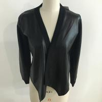 Wholesale 2016 Cool Leather Sweater Cardigan For Women from china suppliers