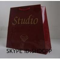 Wholesale customized printed shopping gift kraft paper bag from china suppliers