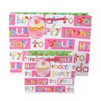 Gift bag series Product Name2015 hot sale birthday packing paper bag