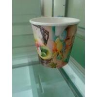 Wholesale paper flower pot Take Away Disposable Flower Planting Paper Cups from china suppliers
