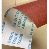 Buy cheap customized all size of flexible abrasive cloth/emery cloth for hand use from wholesalers