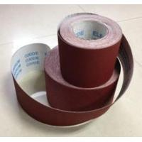 Buy cheap Aluminum oxide Abrasives sand paper cloth rolls from wholesalers