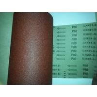 Buy cheap aluminum oxide abrasive cloth /sanding Roll GXK51/industrial paper roll from wholesalers