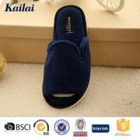 Buy cheap Slippers Coral Fleece Open-toed Slipper from wholesalers