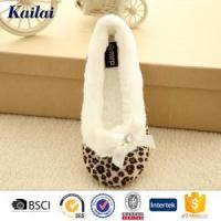 Buy cheap Dance Shoes Suede Fabric Printed Dance Shoes from wholesalers