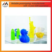 Buy cheap 3D print model rubber silicon material colorful toys 3D printing from wholesalers