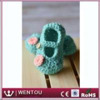 Wholesale Free Crochet Pattern Baby Booties from china suppliers