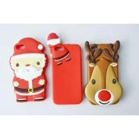 Wholesale Promotional gift candy color Christmas iphone 6 case with OEM design from china suppliers