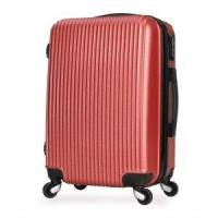 Wholesale 009xc-009 cheap stock 3pcs abs trolley luggage case closeout mix container abs pc luggage travel bag from china suppliers