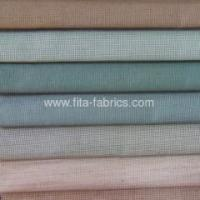 China Blackout curtain lining fabric on sale