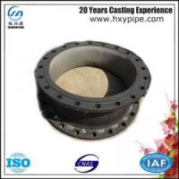 Wholesale 100% Water Pressure Test Ductile Iron Cement Mortar Lining Double Flanged Drainage Use from china suppliers