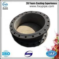 Wholesale 100% Water Pressure Test Ductile Iron Cement Mortar Lining Double Flanged from china suppliers