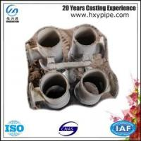 Wholesale BS EN 545 Ductile Iron Socket Spigot Flanged Branch Cement Mortar Lining from china suppliers